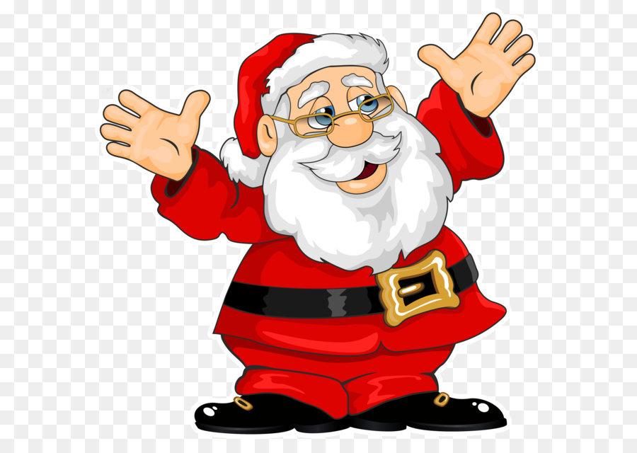 Descarga gratuita de Santa Claus, La Navidad, Animación imágenes PNG