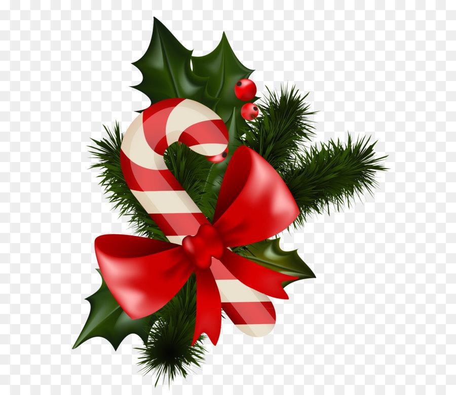 Descarga gratuita de La Navidad, El Muérdago, Dulces Imágen de Png