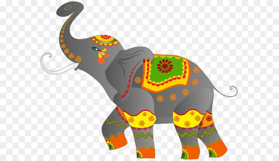 Descarga gratuita de La India, Elefante, Bandera De La India Imágen de Png