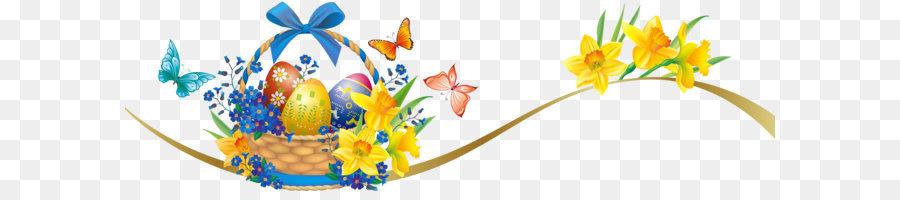 Descarga gratuita de Conejito De Pascua, Pascua , Cesta imágenes PNG