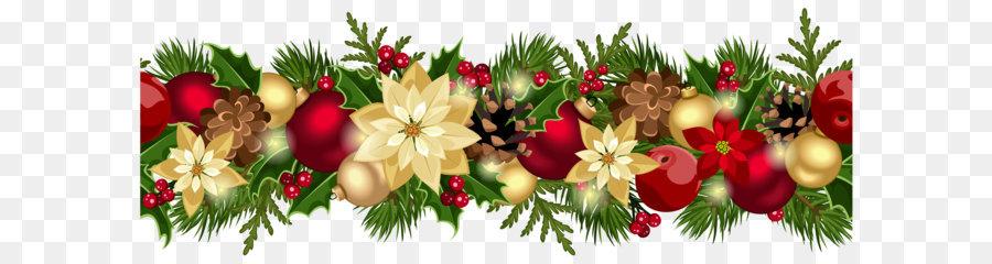 Descarga gratuita de La Navidad, Guirnalda, Vacaciones imágenes PNG