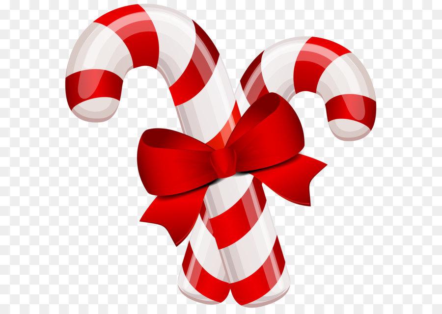 Descarga gratuita de Palo De Caramelo, Santa Claus, La Navidad imágenes PNG