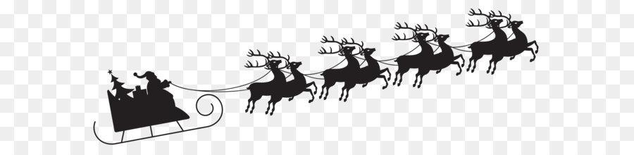 Descarga gratuita de Rudolph, Santa Claus, Trineo Imágen de Png