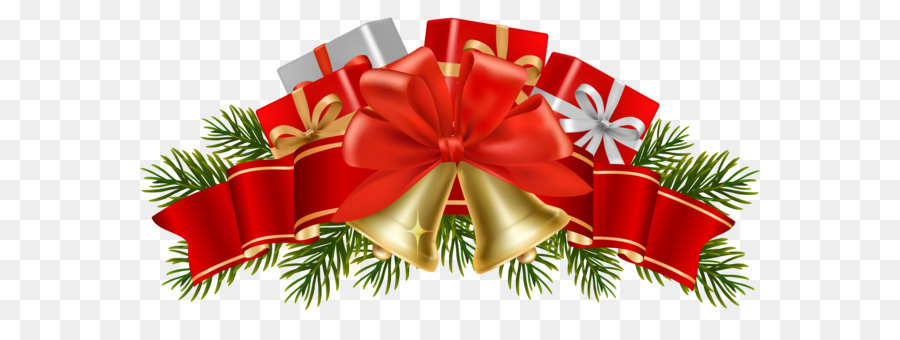 Descarga gratuita de La Navidad, Guirnalda, Jingle Bell Imágen de Png