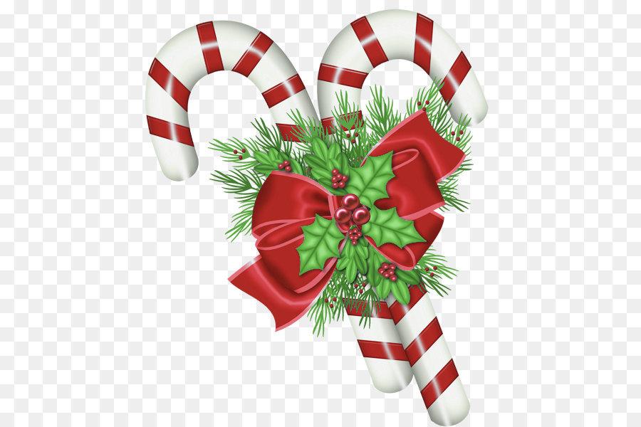 Descarga gratuita de La Navidad, Dulces, La Caña De imágenes PNG