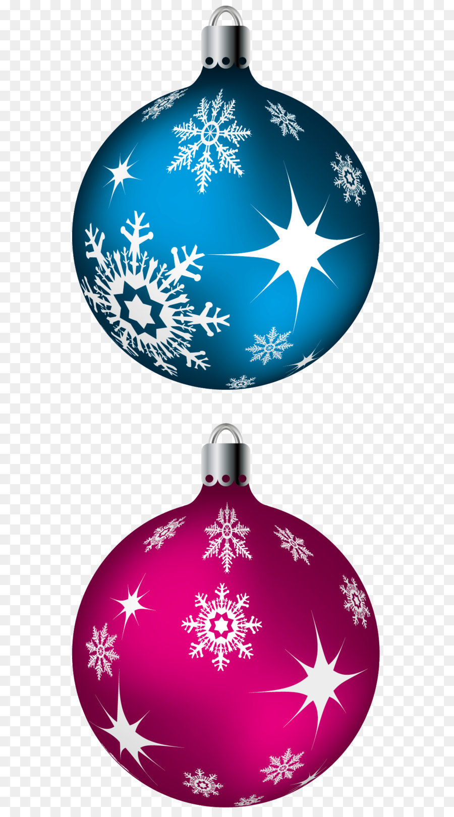 Descarga gratuita de La Navidad, Copo De Nieve, Bola Imágen de Png