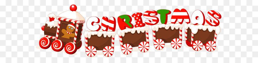 Descarga gratuita de Tren, Santa Claus, La Navidad imágenes PNG