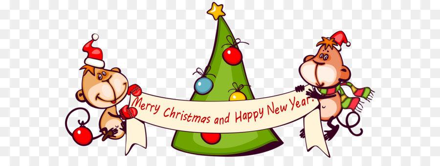 Descarga gratuita de Santa Claus, La Navidad, Mono imágenes PNG