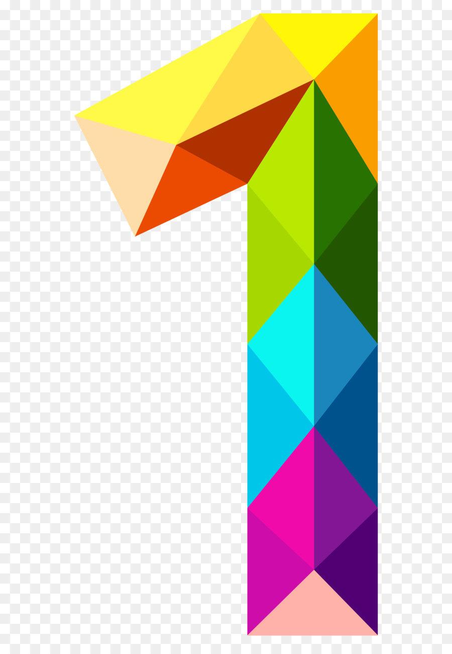 Descarga gratuita de Número De, Triángulo, Dibujo Imágen de Png