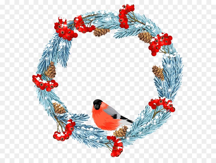 Descarga gratuita de Corona, Invierno, La Navidad imágenes PNG