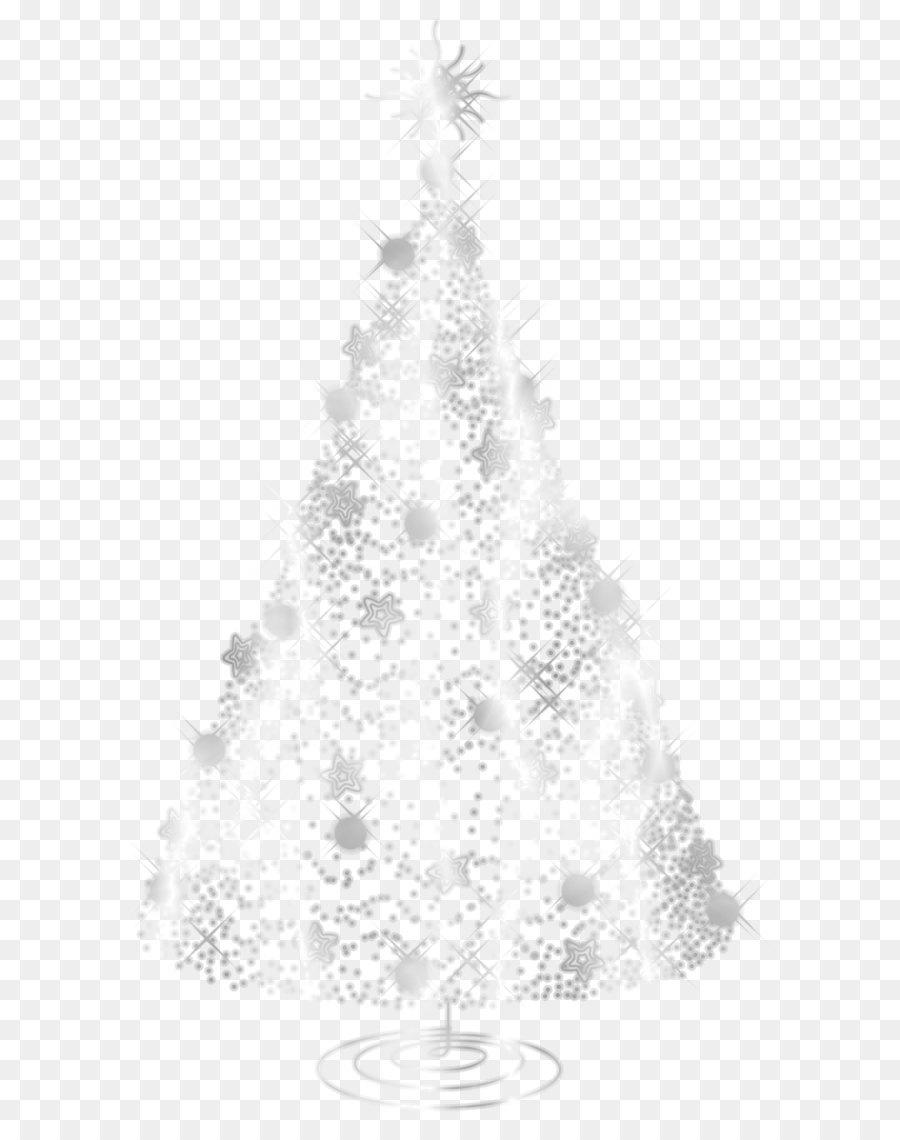 Descarga gratuita de árbol, La Navidad, Blanco Imágen de Png