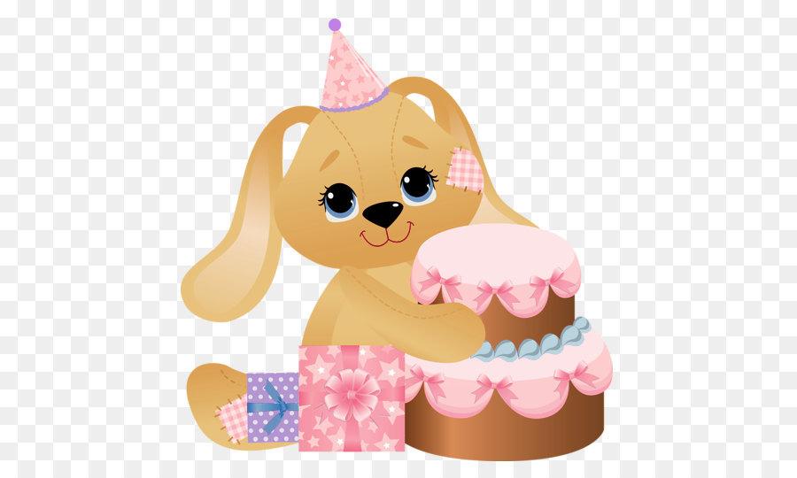 Descarga gratuita de Conejito De Pascua, Pastel De Cumpleaños, Cumpleaños imágenes PNG