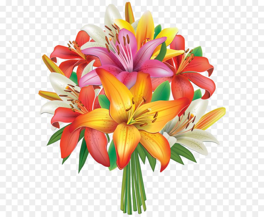 Descarga gratuita de Flor, Lilium, Flores Imágen de Png