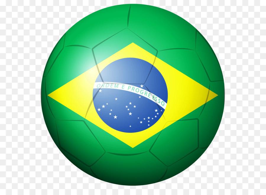 Descarga gratuita de Brasil, Fútbol, Bola imágenes PNG