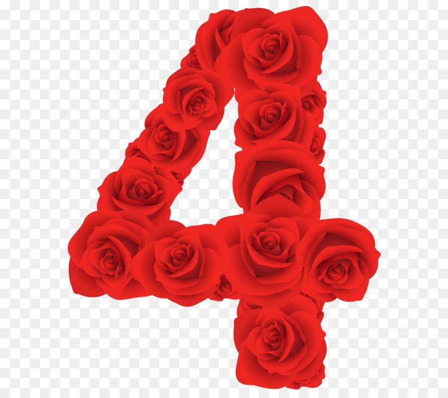 Descarga gratuita de Número De, Rosa, Flor Imágen de Png