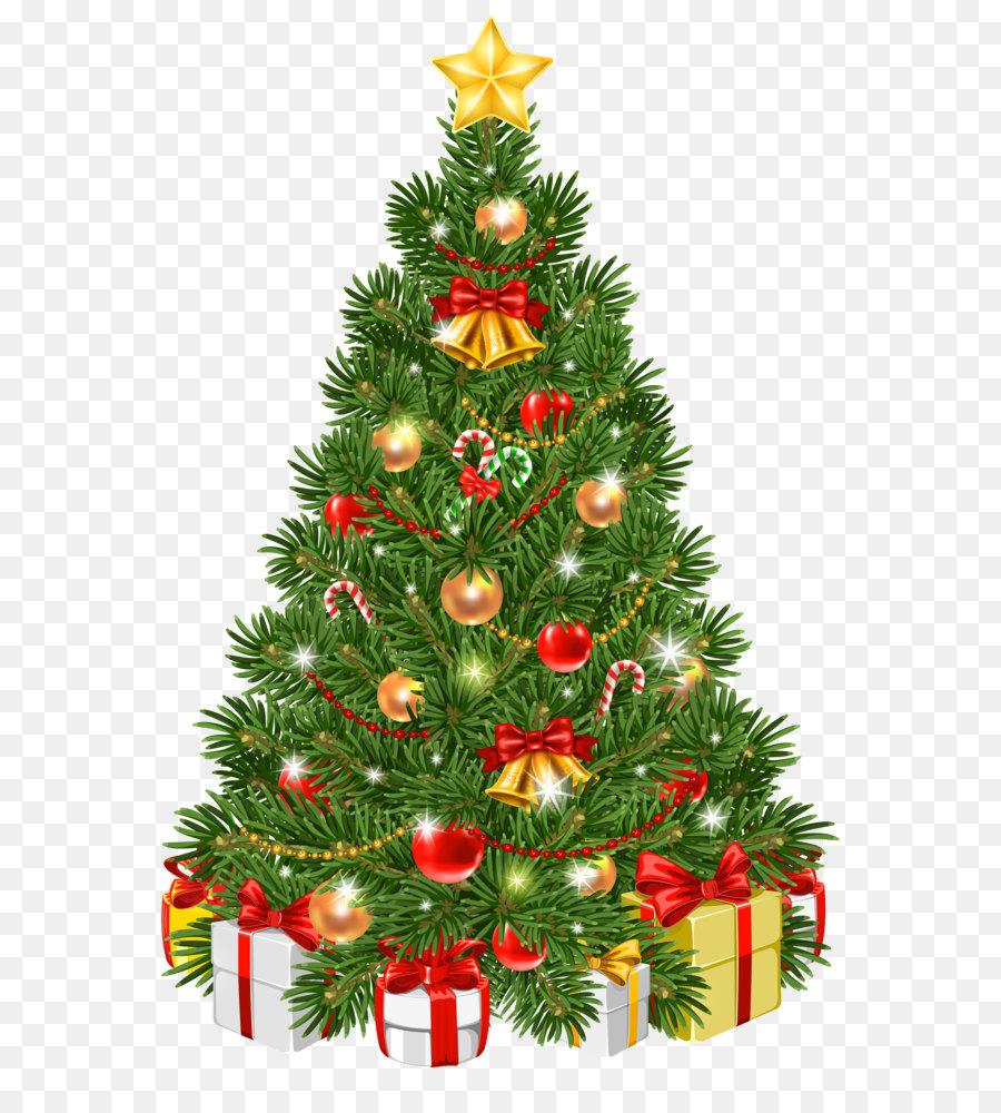 Descarga gratuita de La Navidad, árbol, Regalo imágenes PNG