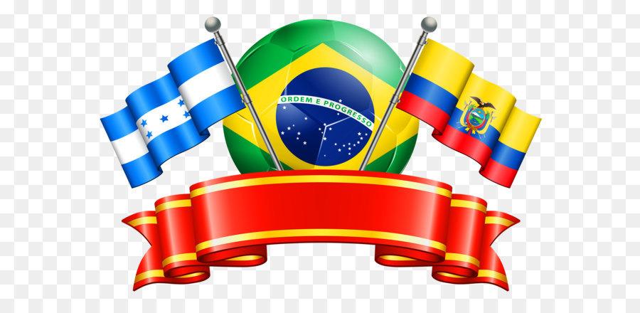 Descarga gratuita de Brasil, Fútbol, Vuvuzela imágenes PNG
