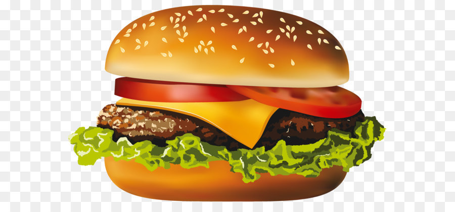 Descarga gratuita de Verduras Hamburguesa, Hamburguesa Con Queso, Sandwich Imágen de Png