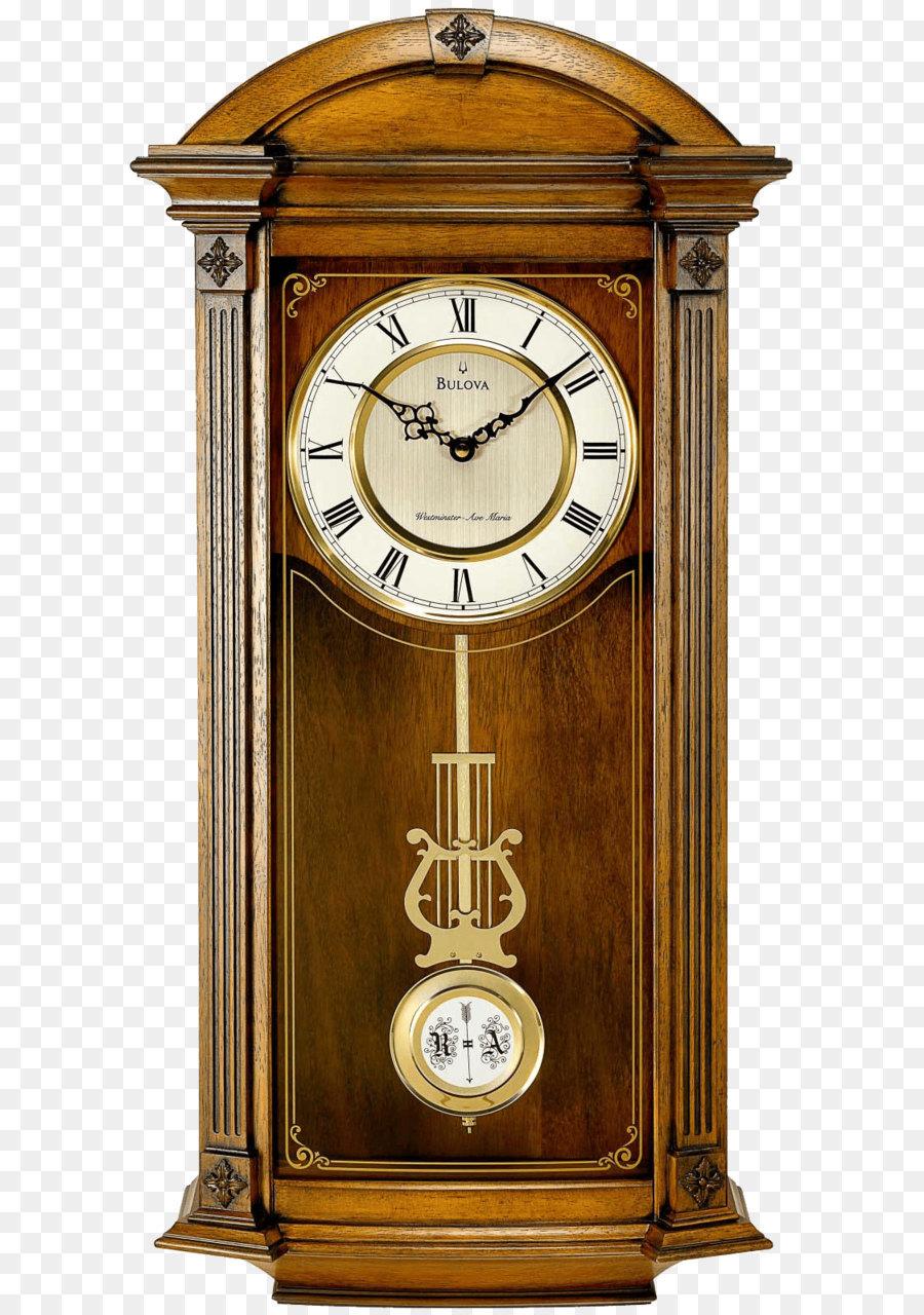 Descarga gratuita de Reloj, Bulova, La Pared Imágen de Png