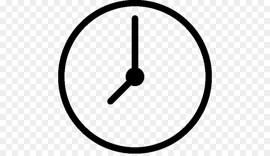 Descarga gratuita de Reloj, Tiempo, En Blanco Y Negro Imágen de Png