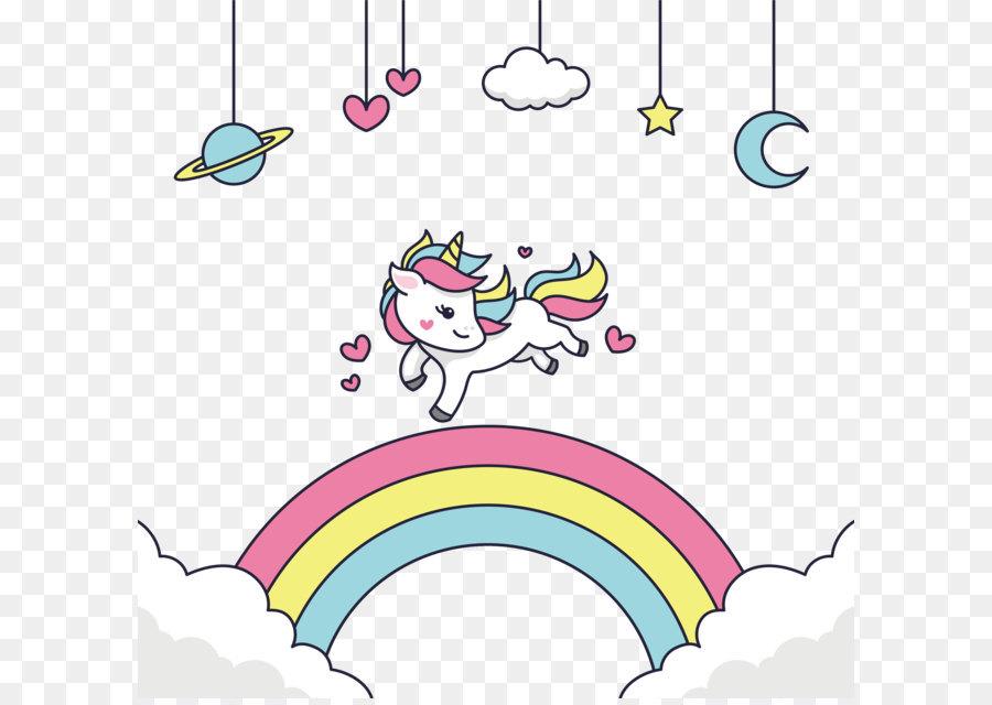 Descarga gratuita de Unicornio, Arco Iris, Color imágenes PNG