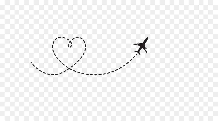 Descarga gratuita de Avión, Vuelo, Corazón imágenes PNG