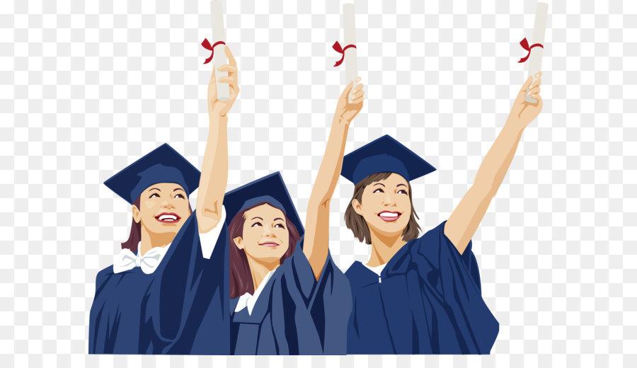 Descarga gratuita de Académico Vestido, La Escuela, Universidad Imágen de Png