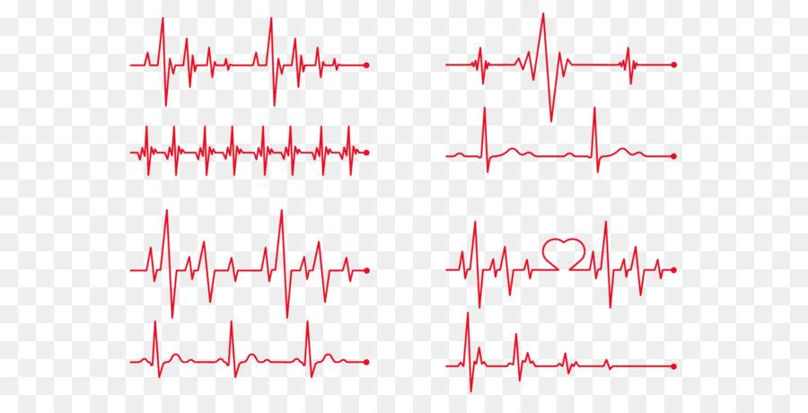 Descarga gratuita de Corazón, La Frecuencia Cardíaca, Pulso imágenes PNG