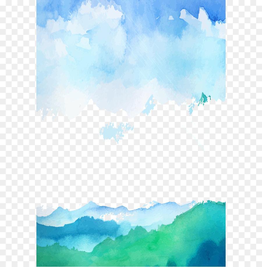 Descarga gratuita de Cielo, La Nube, Azul imágenes PNG