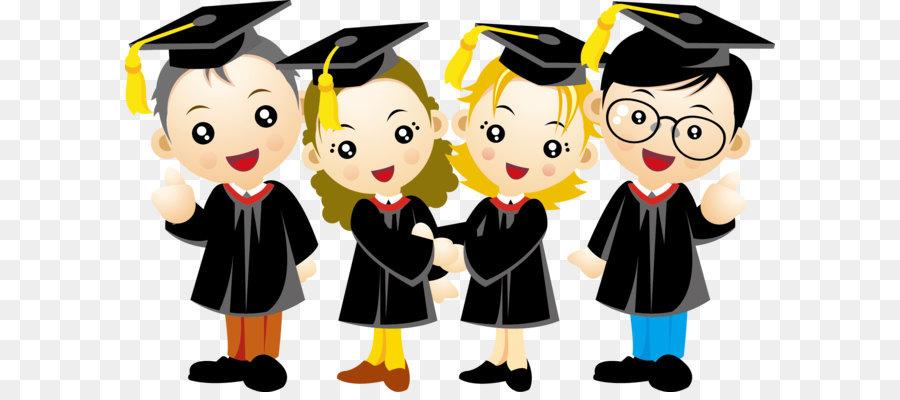 Descarga gratuita de La Ceremonia De, Académico Vestido, Doctorado Imágen de Png