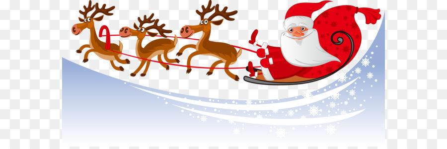Descarga gratuita de Santa Claus, Rudolph, Punta Gorda Imágen de Png