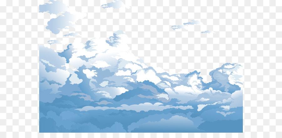 Descarga gratuita de Cielo, La Nube, Dibujo imágenes PNG