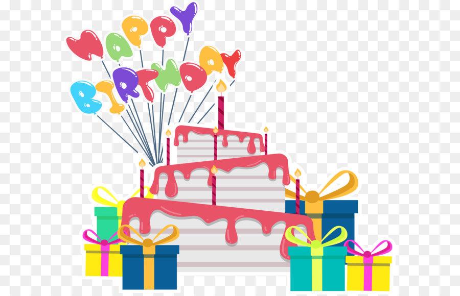 Descarga gratuita de Pastel De Cumpleaños, Crema, Cumpleaños Imágen de Png