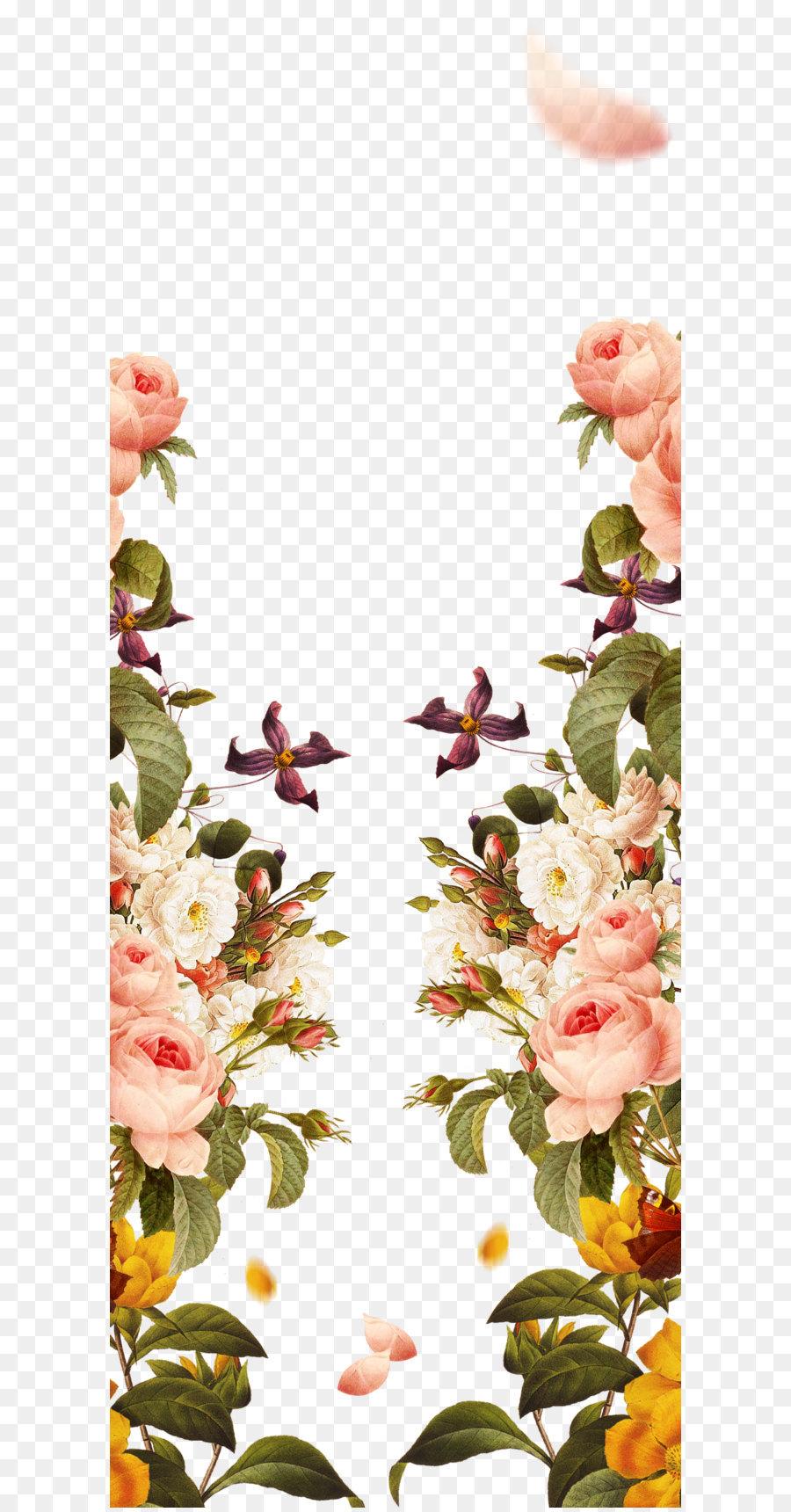 Descarga gratuita de Flor, Rosa, Floral Diseño Imágen de Png