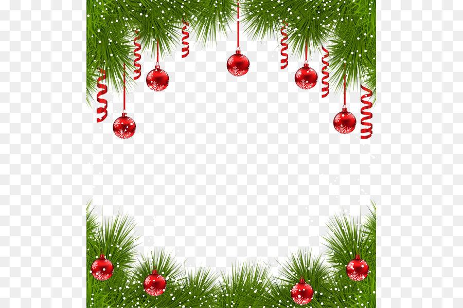 Descarga gratuita de Bordes Y Marcos, La Navidad, Regalo Imágen de Png