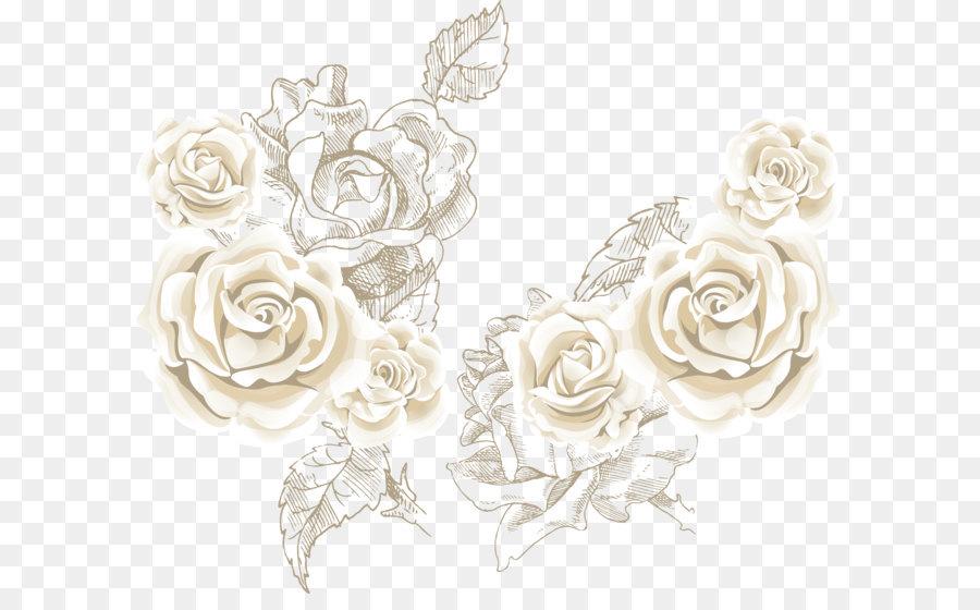 Descarga gratuita de Flor, Blanco, Vector imágenes PNG