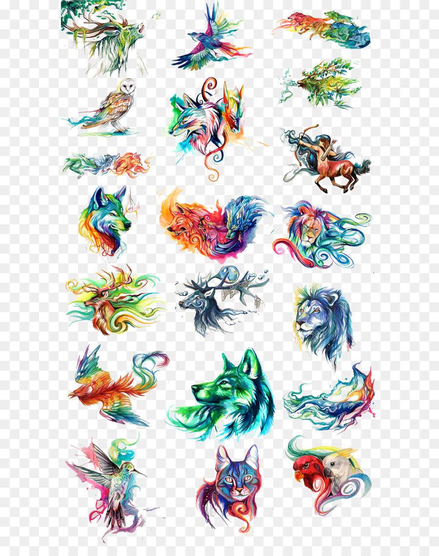 Descarga gratuita de Pintura, Descargar, Animal imágenes PNG