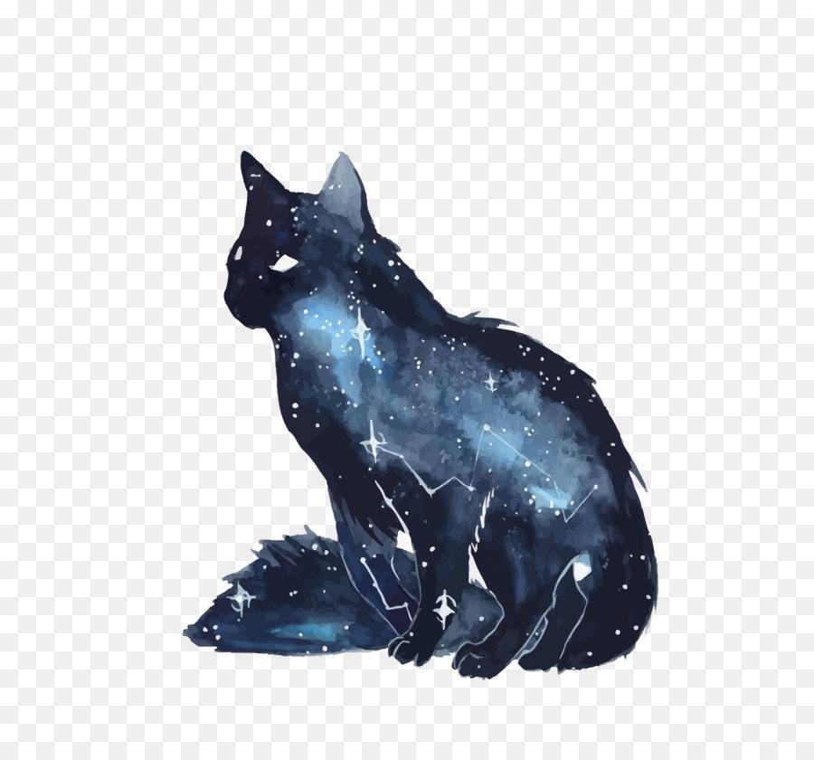Descarga gratuita de Gato, Gatito, Arte imágenes PNG