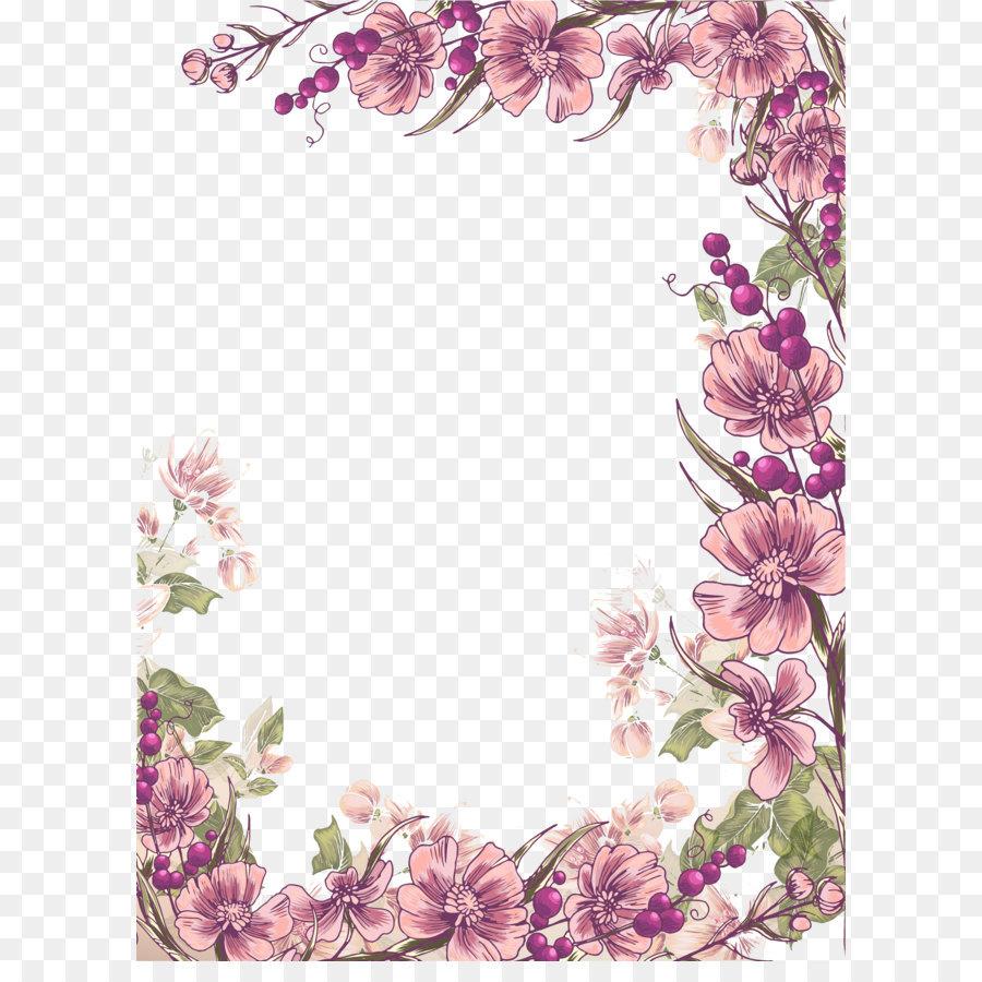 Descarga gratuita de Flor, Floral Diseño, Dibujo imágenes PNG