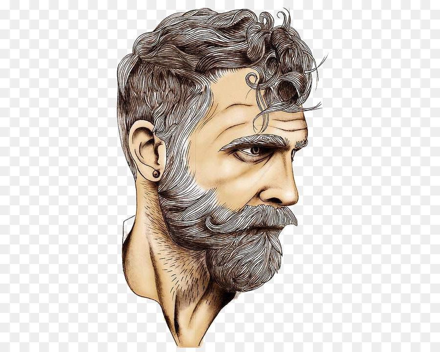 Descarga gratuita de Arte, Barba, Dibujo imágenes PNG