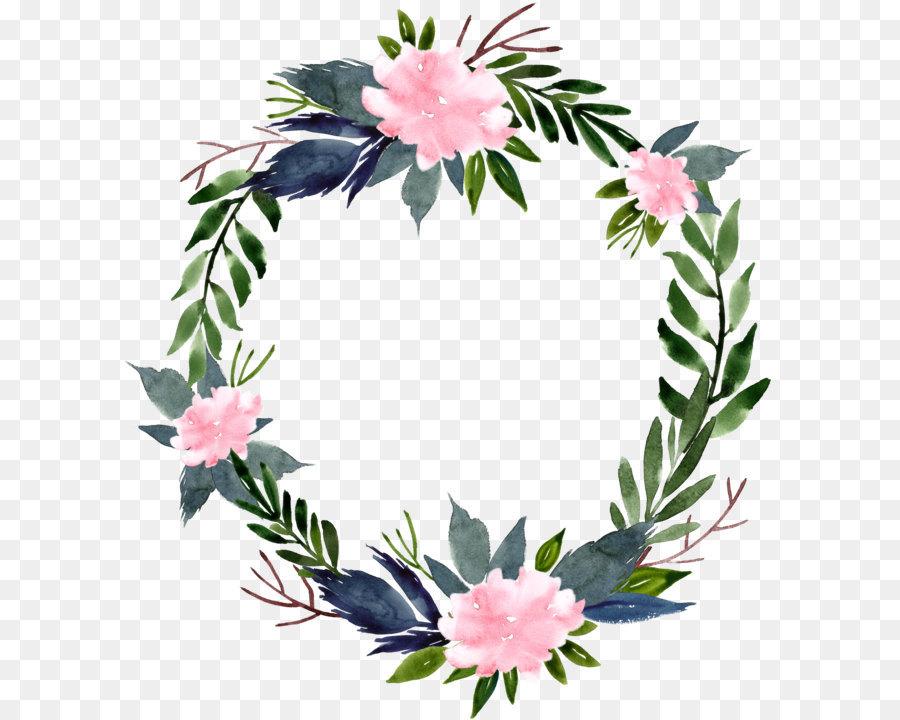 Descarga gratuita de Flor, Floral Diseño, Corona Imágen de Png