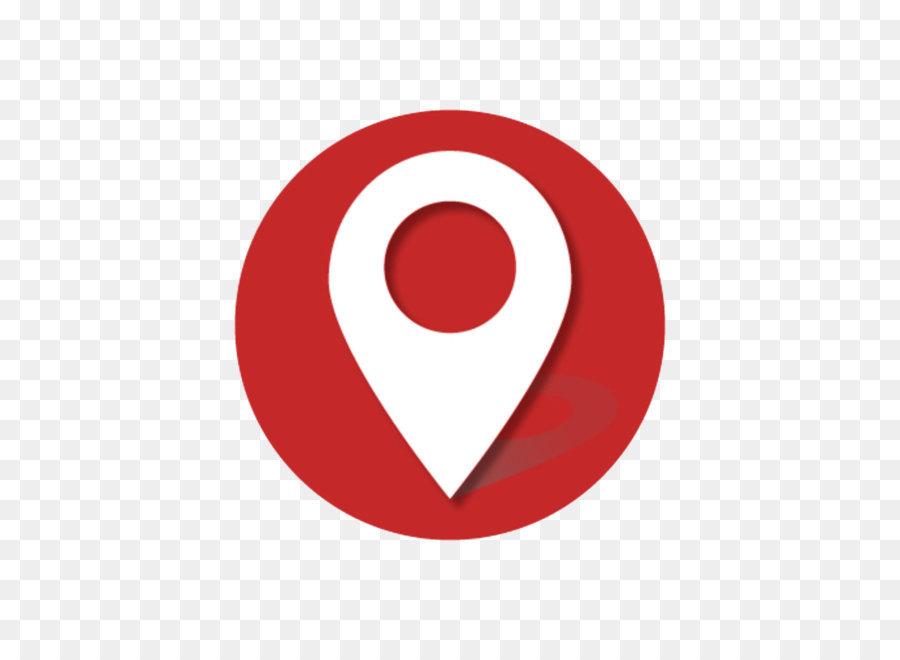 Icono De Color Ubicacion Carretera Amarillo Rojo Azul Png: Rojo, Logotipo, De Color Rojo Oscuro Imagen Png
