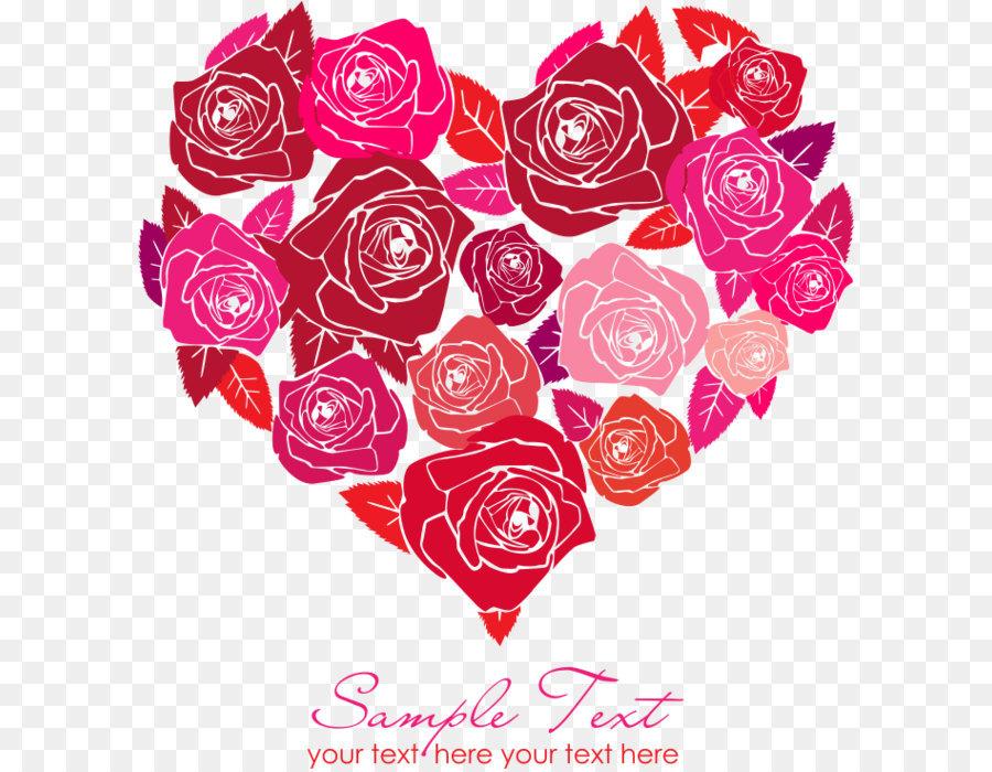 Descarga gratuita de Rosa, Corazón, Flor imágenes PNG