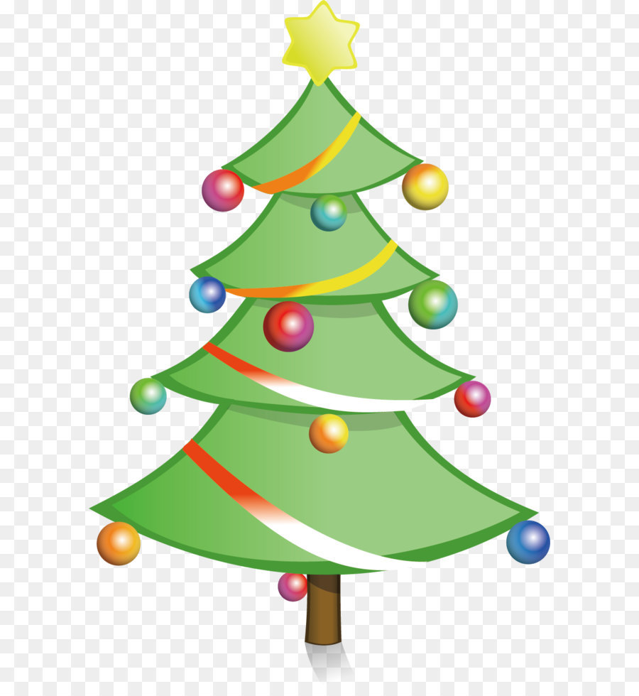 Descarga gratuita de La Navidad, árbol, Descargar imágenes PNG