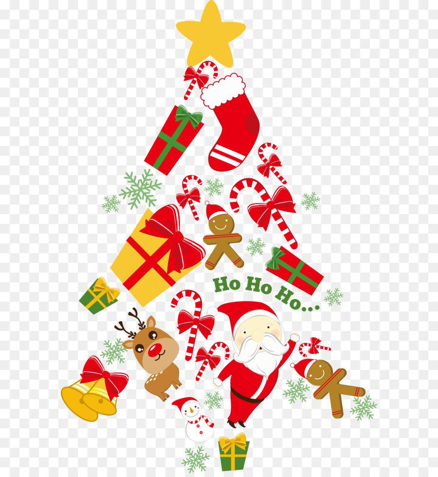 Descarga gratuita de La Navidad, Santa Claus, La Creatividad Imágen de Png