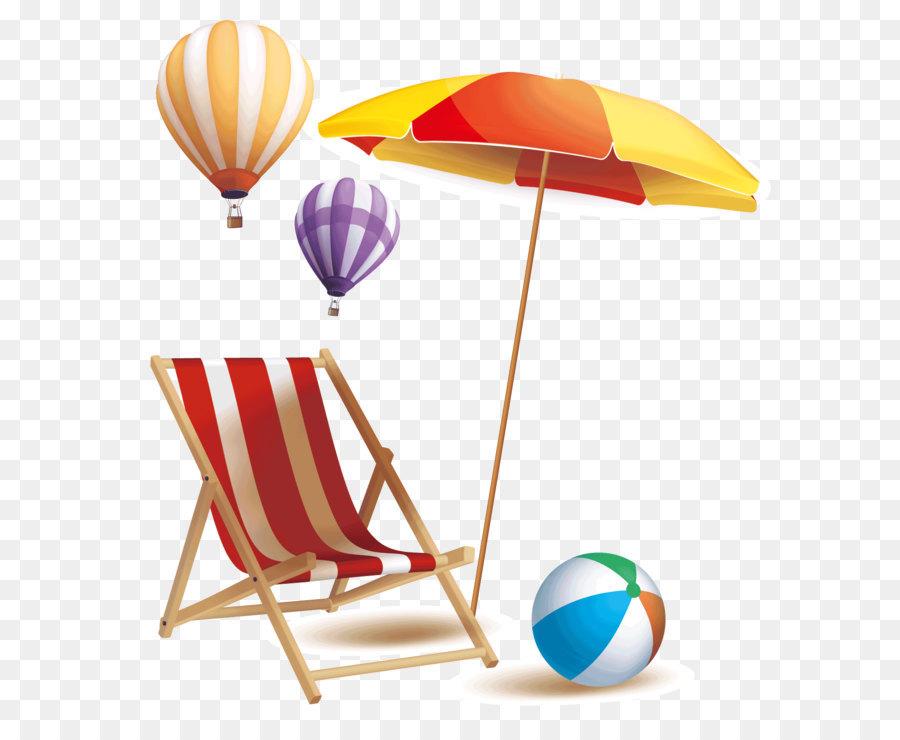 Descarga gratuita de Tabla, Playa, Silla Imágen de Png