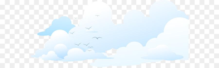 Descarga gratuita de Azul, Cielo, Blanco imágenes PNG