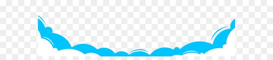 Descarga gratuita de La Nube, Azul, Vector Imágen de Png