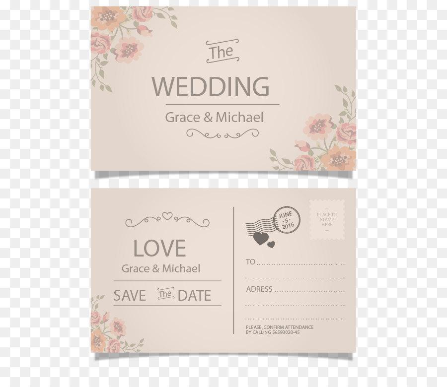 Descarga gratuita de La Boda, Tarjetas Postales, El Matrimonio imágenes PNG