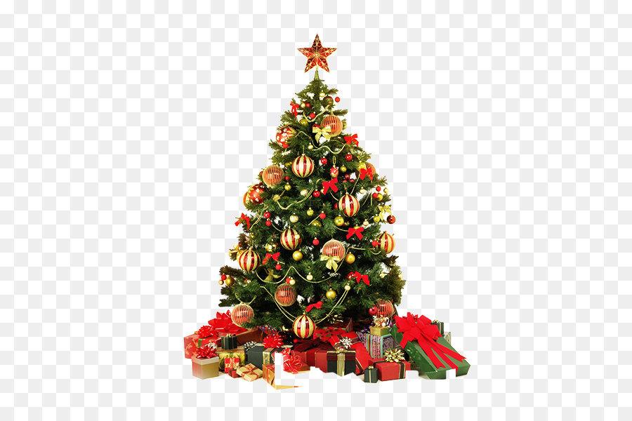 Descarga gratuita de Santa Claus, La Navidad, árbol Imágen de Png